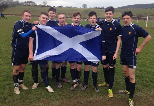 UK national football Senior Boys