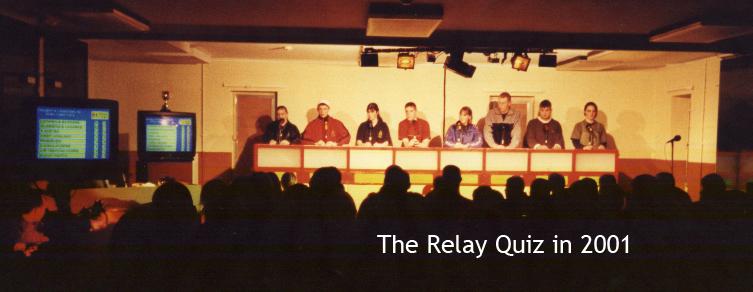 Relay Quiz 2001