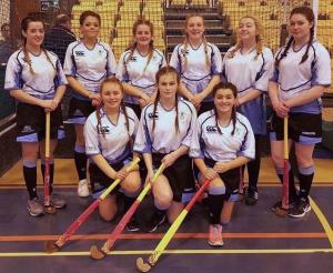 Girls hockey 2016