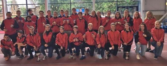 Scottish Swimming Team 2016